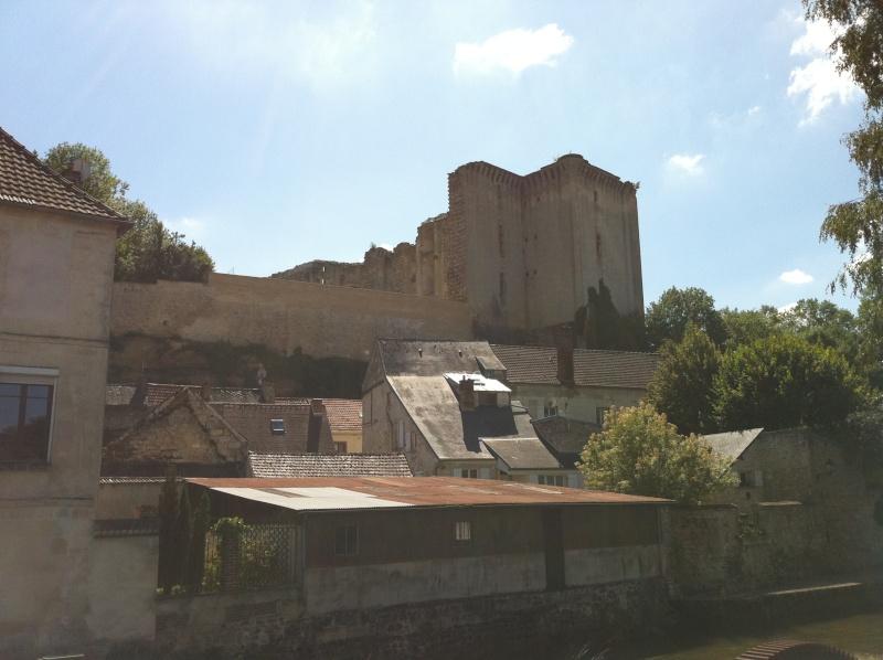Visite de château,et mini rasso Img_0336
