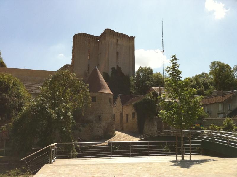 Visite de château,et mini rasso Img_0343