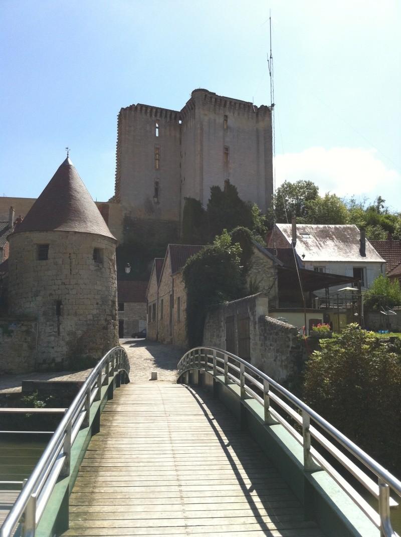 Visite de château,et mini rasso Img_0344