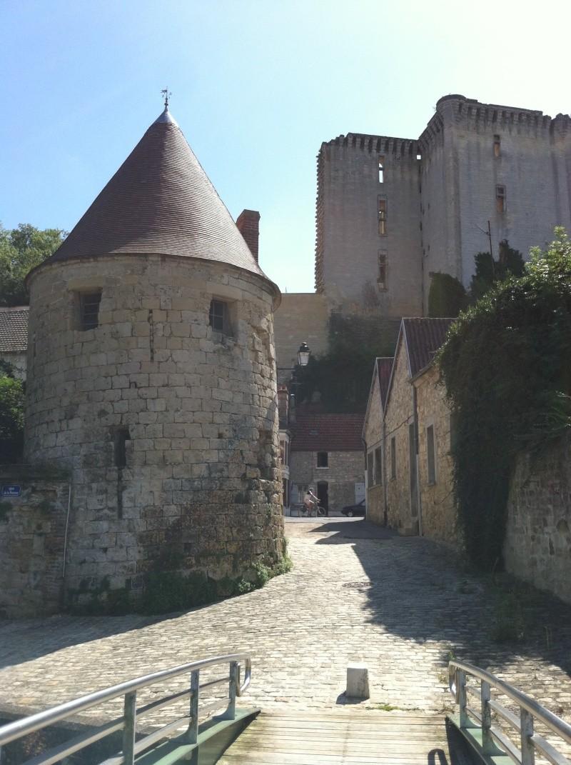 Visite de château,et mini rasso Img_0347