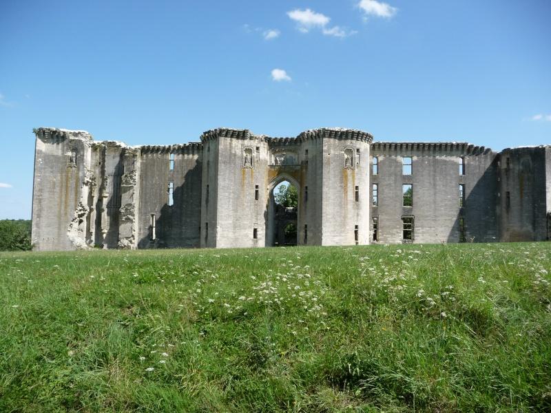 Visite de château,et mini rasso P1020611