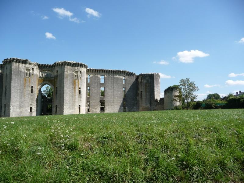 Visite de château,et mini rasso P1020612