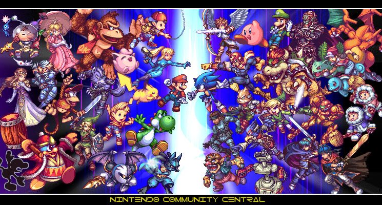Nintendo community central