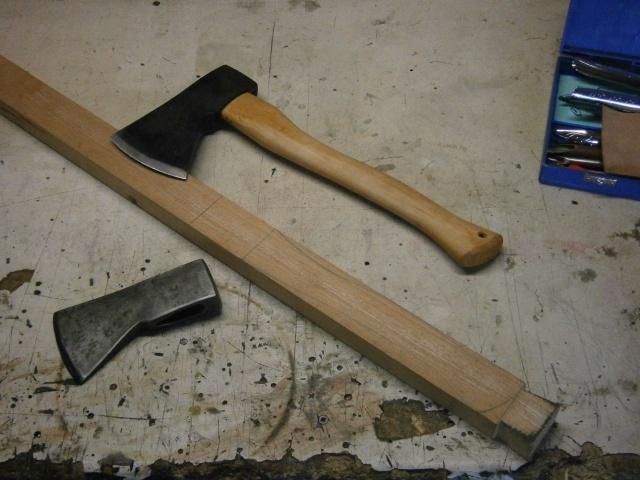 [fabrication] manche de marteaux et de hache ...  - Page 2 P7050110