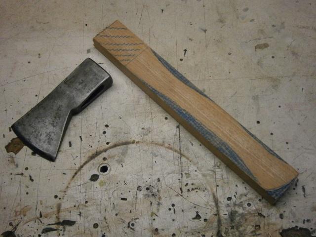 [fabrication] manche de marteaux et de hache ...  - Page 2 P7050111
