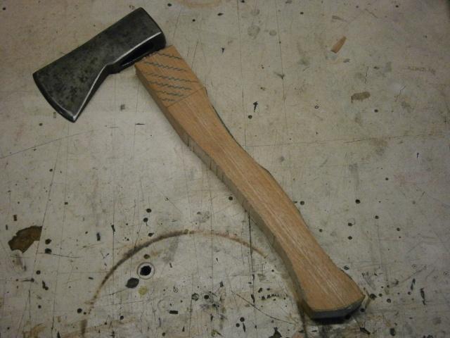 [fabrication] manche de marteaux et de hache ...  - Page 2 P7050113