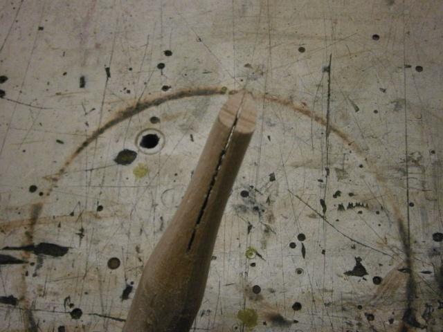 [fabrication] manche de marteaux et de hache ...  - Page 2 P7050117