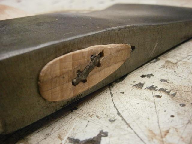 [fabrication] manche de marteaux et de hache ...  - Page 2 P7050121