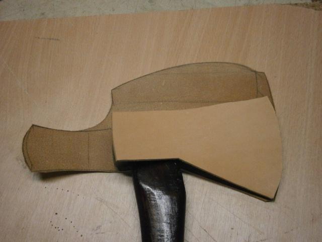 [fabrication] manche de marteaux et de hache ...  - Page 2 P7070117