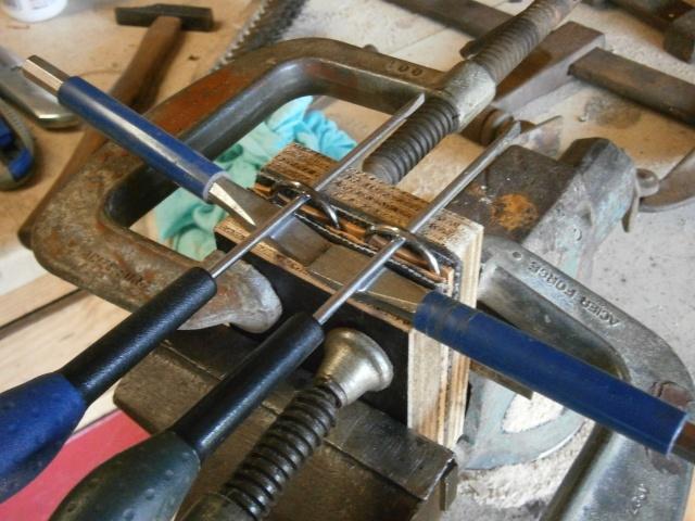[fabrication] manche de marteaux et de hache ...  - Page 2 P7080111