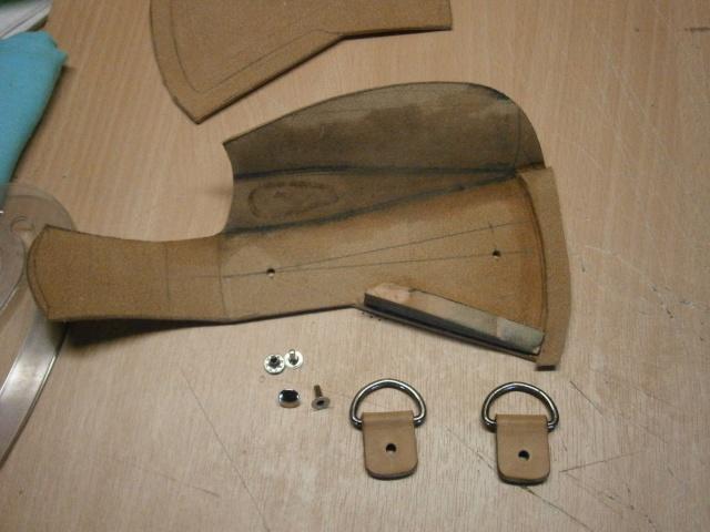[fabrication] manche de marteaux et de hache ...  - Page 2 P7080114