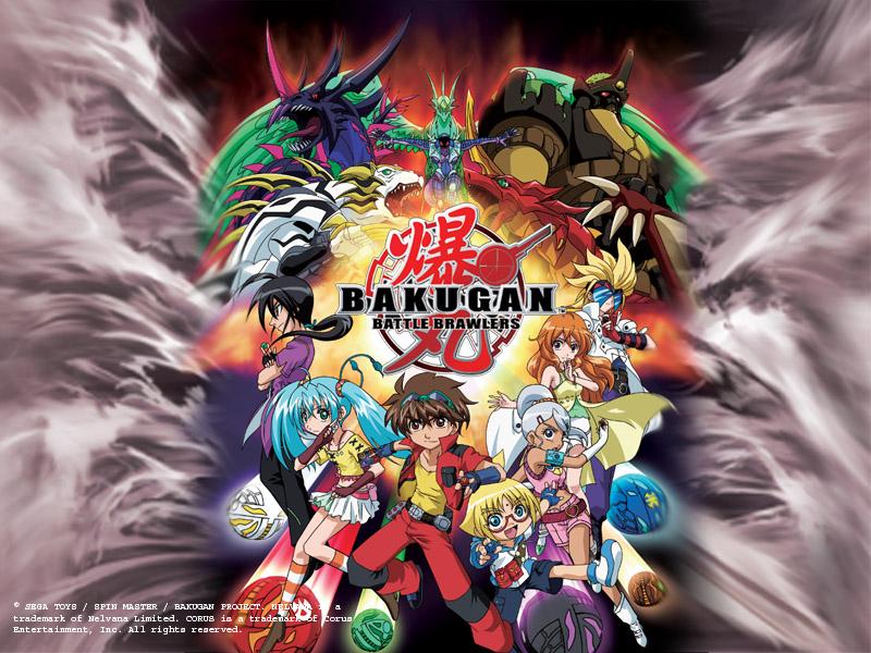 Bakugan Forever