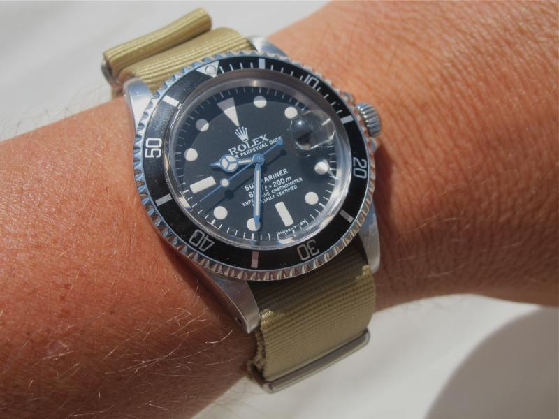 Rolex Vintage et Nato ! Img_4224