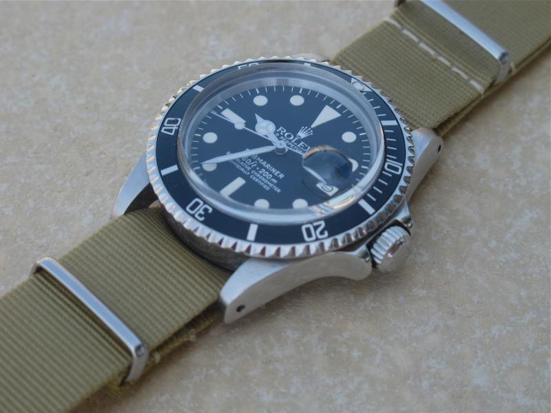 Rolex Vintage et Nato ! Img_4225