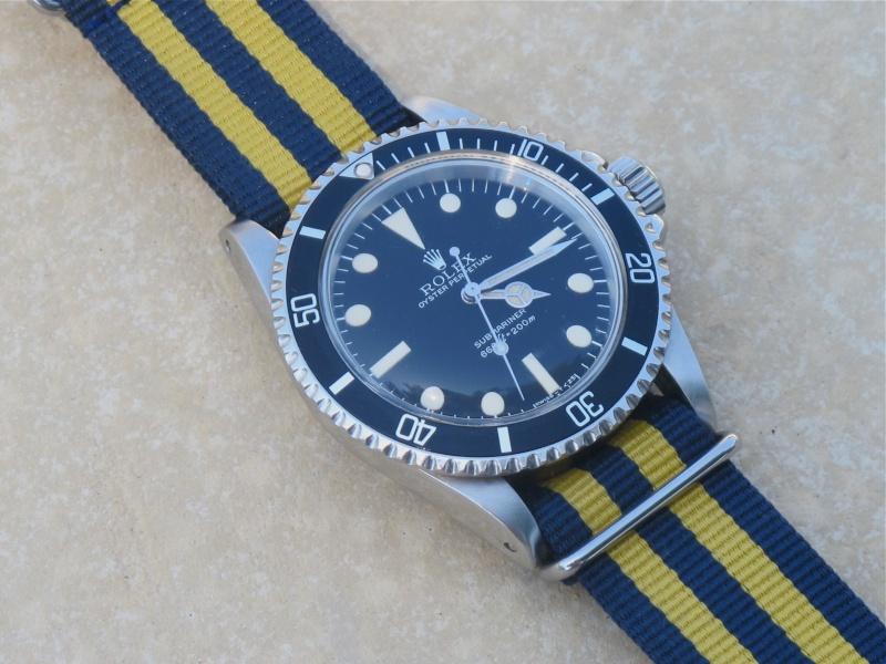 Rolex Vintage et Nato ! Img_4227