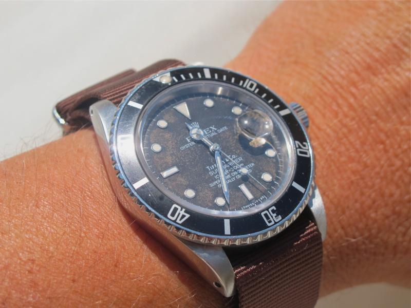 Rolex Vintage et Nato ! Img_4228