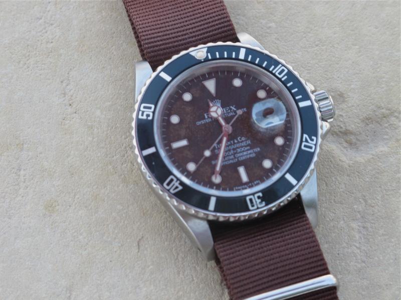 Rolex Vintage et Nato ! Img_4229