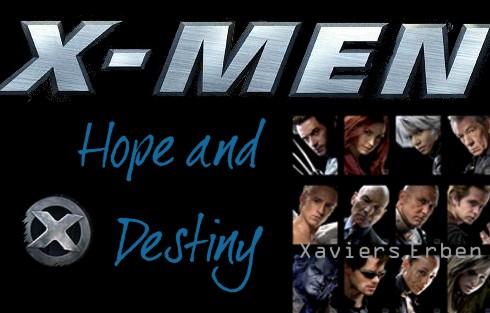 das X-Men - Rollenspiel