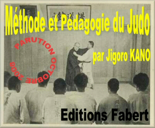 Méthode et pédagogie du judo par Jigoro KANO. Promo_10