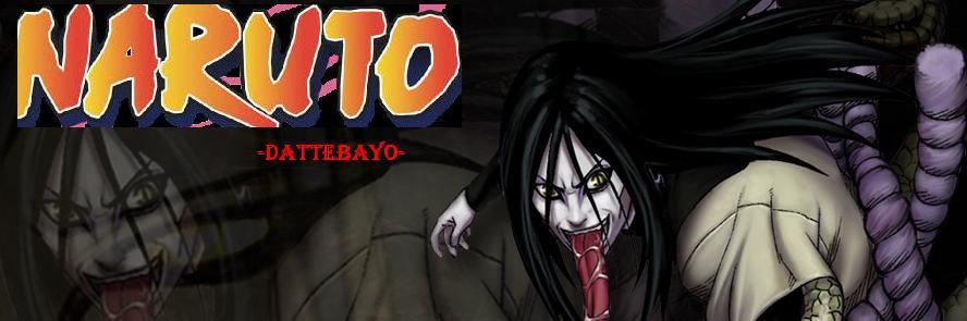 NarutoDattebayo