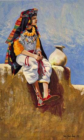 من هم الأمازيغ الذين ينتشرون بالدول المغاربية وما تاريخ  الحضارة الأمازغية العظيمة Fati9t10