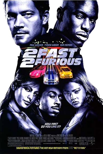 The Fast and The Furious 1,2,3 Portad10