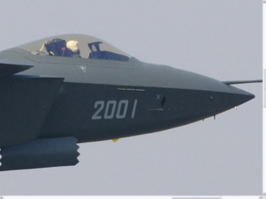 Más detalles del Chengdu J-20 - Página 3 11-01-13