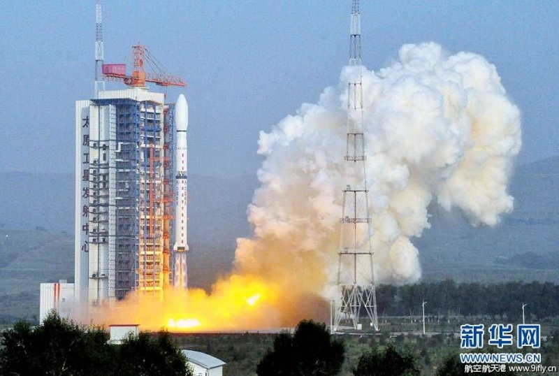 CZ-4C (Yaogan-10) - TSLC - 10.8.2010 117