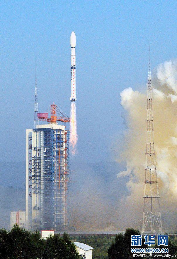 CZ-4C (Yaogan-10) - TSLC - 10.8.2010 317