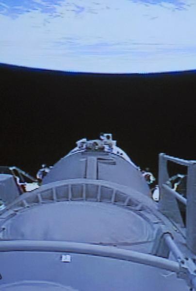 [Shenzhou 7] La mission - Page 2 F2008026