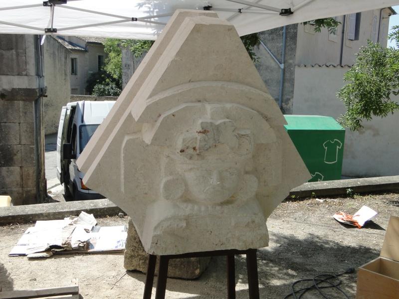 Rencontre de la pierre a JUNAS ( GARD ) 0110