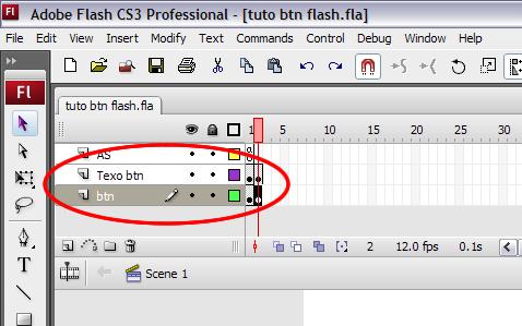 Como fazer um botão no flash. Btn710