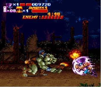 [TEST SNES] Nightmare Busters Image_11