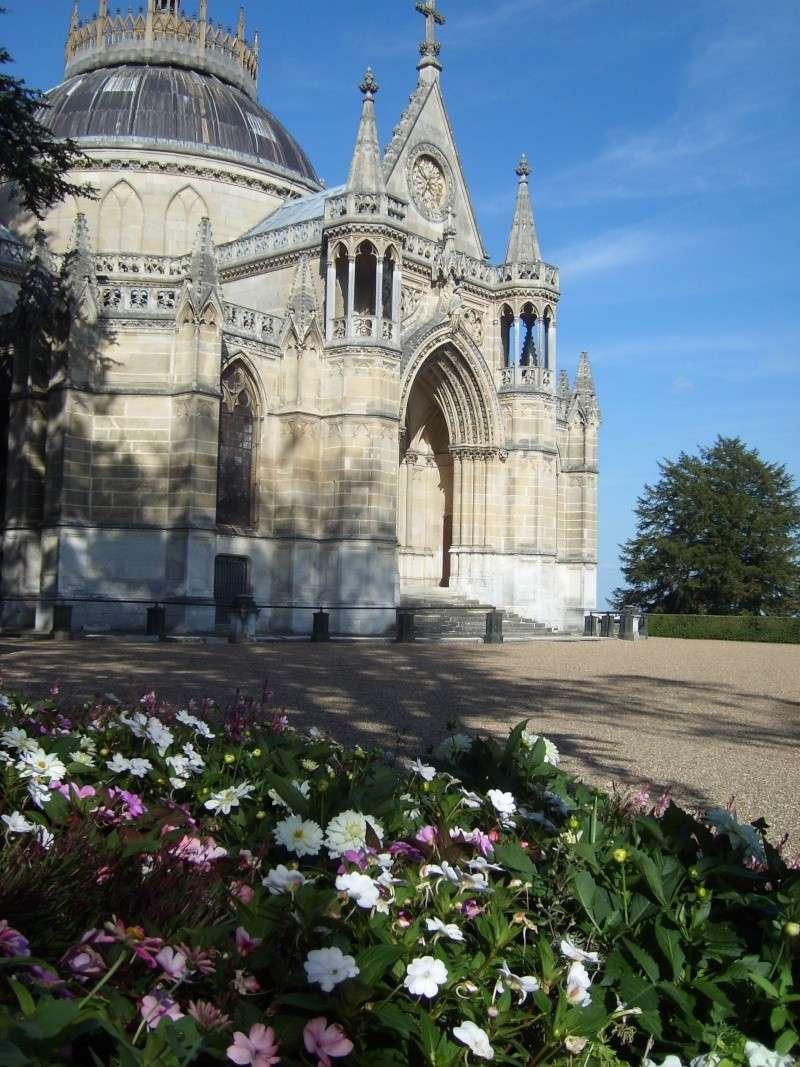 dreux - La Chapelle Royale de Dreux  Dreux_17