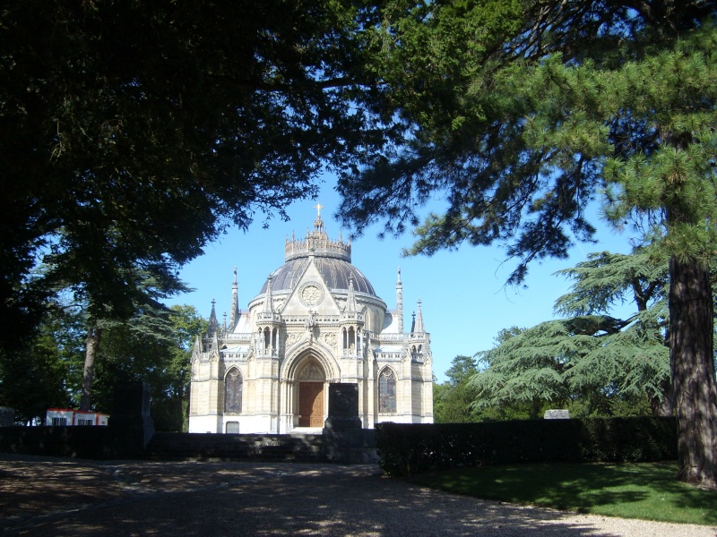 dreux - La Chapelle Royale de Dreux  Dreux_22