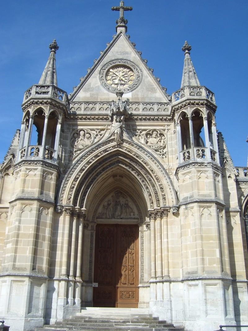 dreux - La Chapelle Royale de Dreux  Dreux_23