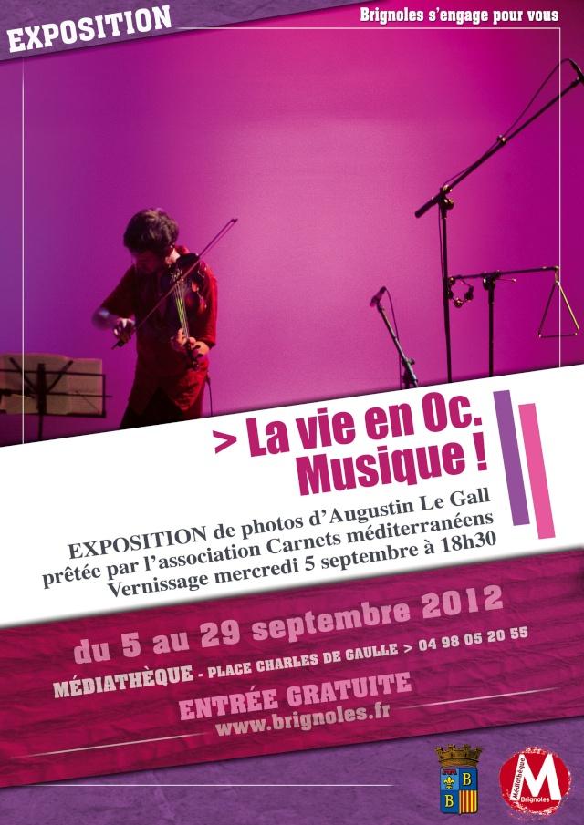 La vida en Oc, Musica ! 1471410