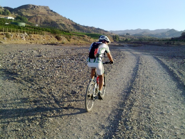 Rio campanillas,ermita verdiales,green-bikes (rincon de la victoria) 28082011