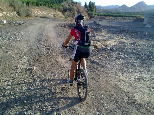 Rio campanillas,ermita verdiales,green-bikes (rincon de la victoria) 28082012