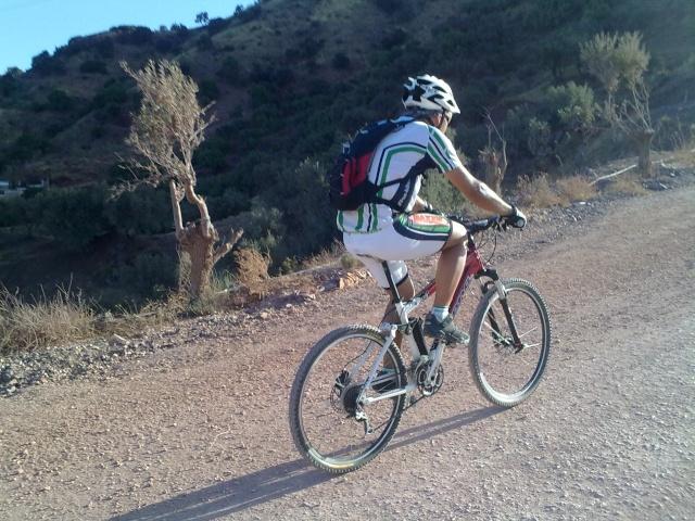 Rio campanillas,ermita verdiales,green-bikes (rincon de la victoria) 28082014