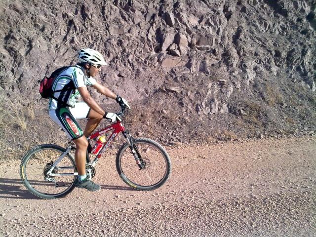 Rio campanillas,ermita verdiales,green-bikes (rincon de la victoria) 28082016