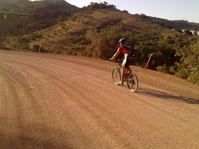 Rio campanillas,ermita verdiales,green-bikes (rincon de la victoria) 28082017