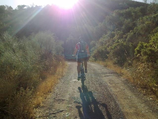 Rio campanillas,ermita verdiales,green-bikes (rincon de la victoria) 28082018
