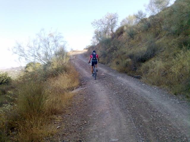Rio campanillas,ermita verdiales,green-bikes (rincon de la victoria) 28082019
