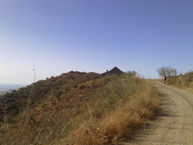 Rio campanillas,ermita verdiales,green-bikes (rincon de la victoria) 28082020