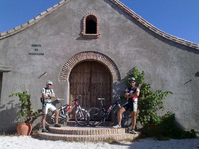 Rio campanillas,ermita verdiales,green-bikes (rincon de la victoria) 28082022