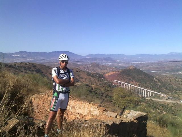 Rio campanillas,ermita verdiales,green-bikes (rincon de la victoria) 28082023