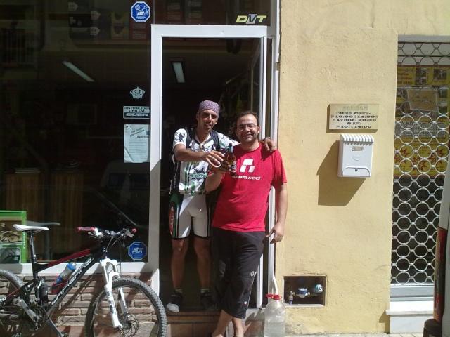 Rio campanillas,ermita verdiales,green-bikes (rincon de la victoria) 28082025