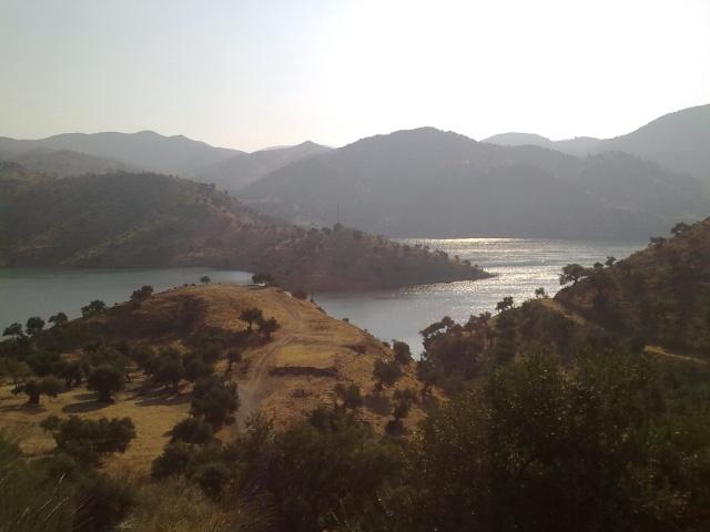 Teatinos-Puerto de la torre-almogia-ermita de las tres cruces 31072011