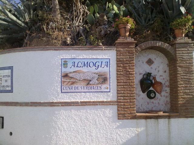 Teatinos-Puerto de la torre-almogia-ermita de las tres cruces 31072014